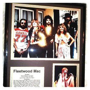 🎸Fleetwood Mac Rock & Roll Hall of Fame Photo🎸